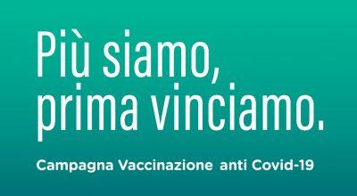 Campagna Vaccinazione anti covid-19 Regione Lombardia
