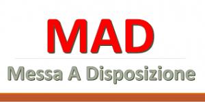 MAD – Domande di messa a disposizione a.s. 2021/2022